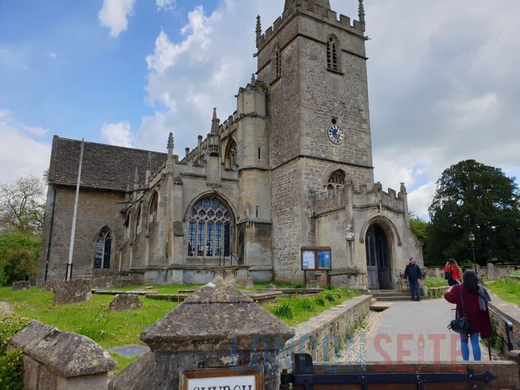 Stonehenge Tour - Lacock