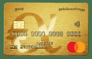 Kreditkarte London kostenlos
