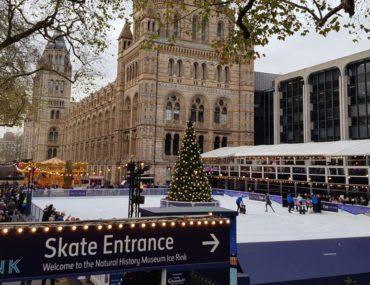 Ice Rinks in London – Schlittschulaufen zur Weihnachtszeit