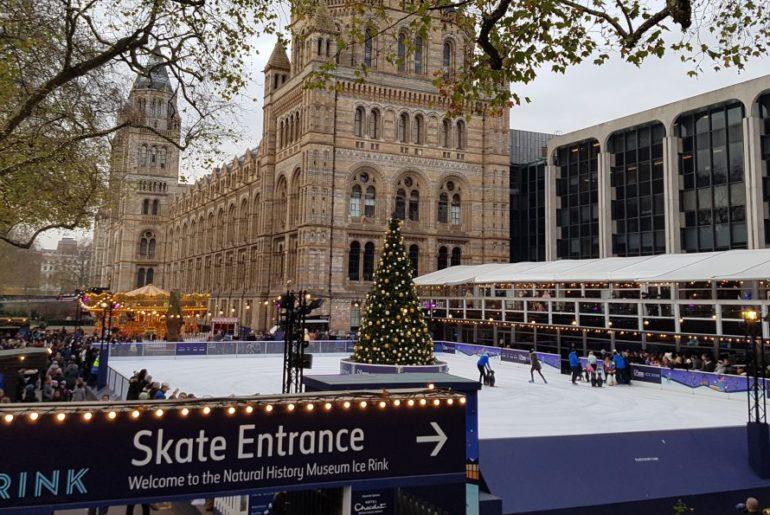 Ice Rinks in London