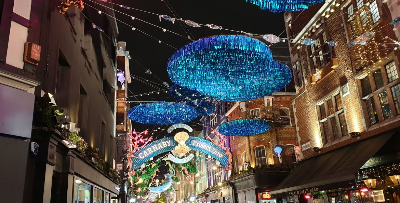 Christmas Lights Fahrradtour