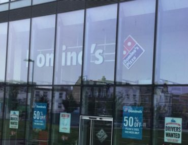 Domino's Pizza London