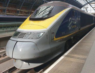 Mit dem Zug nach London – Eine abenteuerliche Reise