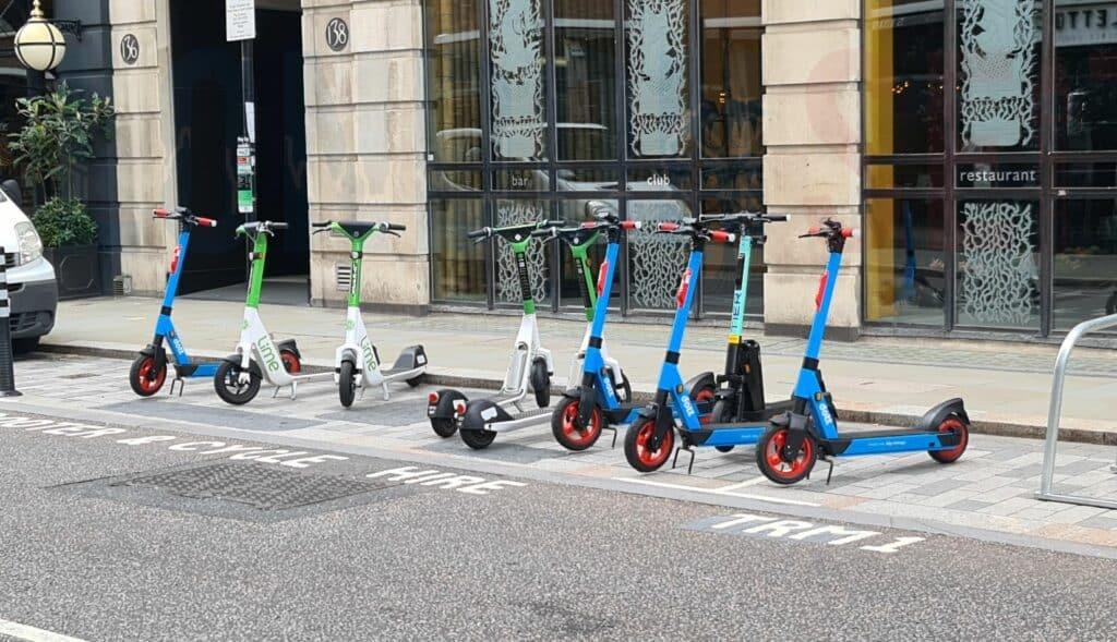E-Bikes in London mieten