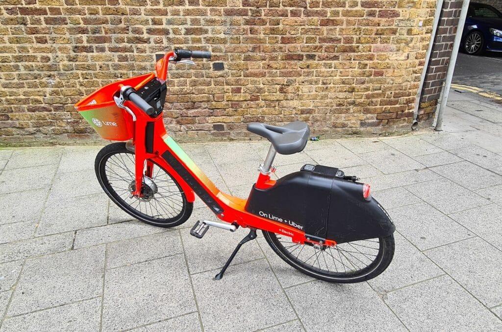 E-Bike mieten London
