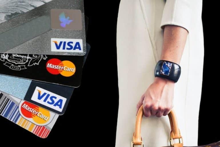 Barclay New Visa Kreditkarte London