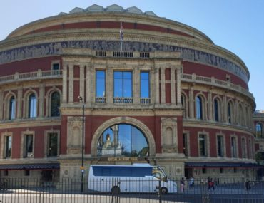 Royal Albert Hall Tour – Ein Klangwunder