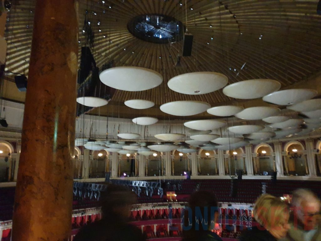 Royal Albert Hall Tour