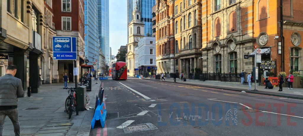 London Reisen in Corona Zeiten