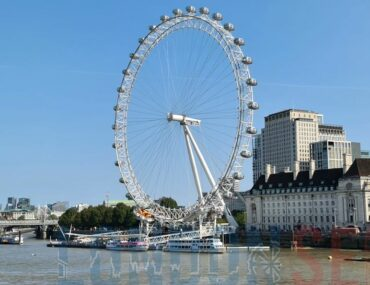 The London Eye – Eine Runde mit dem Riesenrad der Superlative