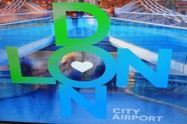London City Airport BB