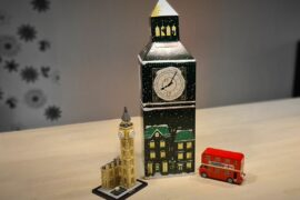 big ben adventskalender