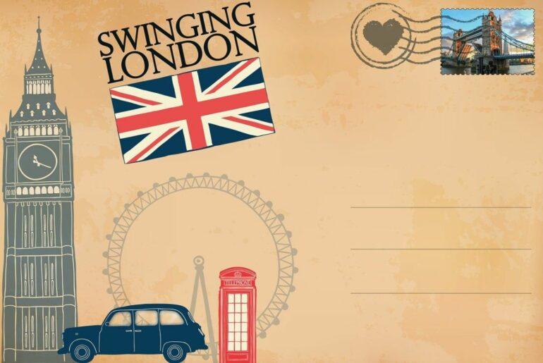 London Postkarte