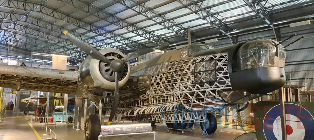 Brooklands Museum Wellington Bomber