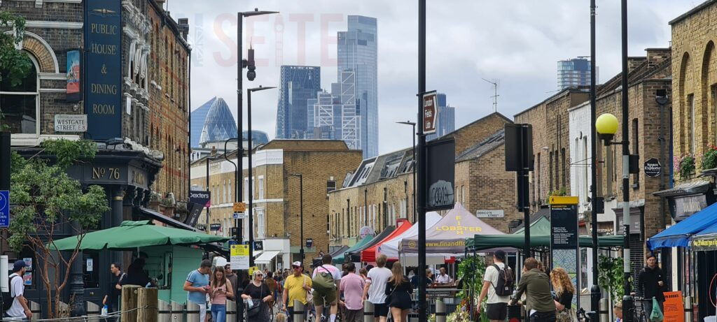 London Street Market
