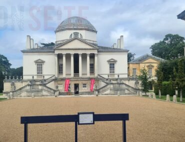 Chiswick House London